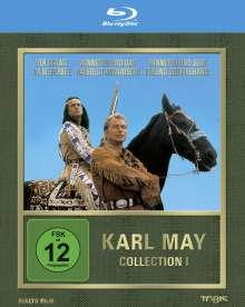 Karl May Collection Box 1 (Blu-ray), 3 Blu-ray Discs