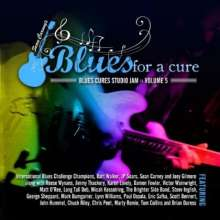 Sean Carney's Blues For A Cure: Blues Cures 5, CD