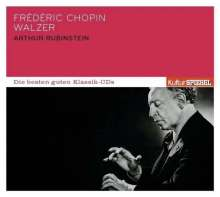Frederic Chopin (1810-1849): Walzer Nr.1-14, CD