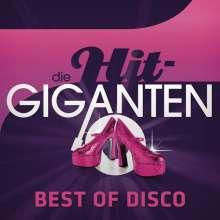 Die Hit-Giganten: Best Of Disco, 3 CDs