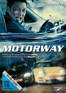 Motorway, DVD