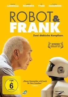 Robot & Frank, DVD