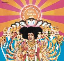 Jimi Hendrix: Axis: Bold As Love (180g) (mono), LP