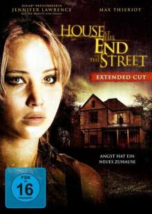 House At The End Of The Street, DVD
