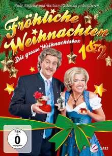 Fröhliche Weihnachten - Die große Weihnachtsbox, 2 DVDs