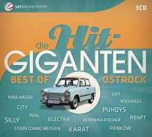 Die Hit Giganten: Best Of Ostrock, 3 CDs