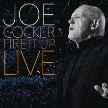 Joe Cocker: Fire It Up: Live 2013, 2 CDs