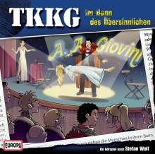 TKKG (Folge 182) - Im Bann des Übersinnlichen, CD