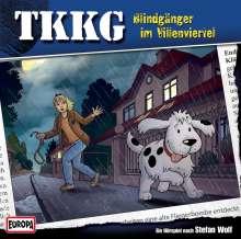 TKKG (Folge 183) - Blindgänger im Villenviertel, CD