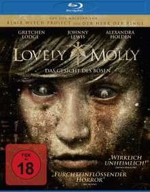 Lovely Molly (Blu-ray), Blu-ray Disc
