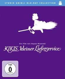 Kiki's kleiner Lieferservice (Blu-ray), Blu-ray Disc