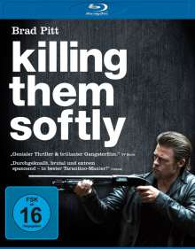 Killing Them Softly (Blu-ray), Blu-ray Disc