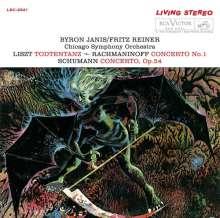 Byron Janis - Klavierkonzerte, CD