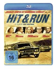 Hit & Run (Blu-ray), Blu-ray Disc
