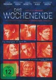 Das Wochenende, DVD