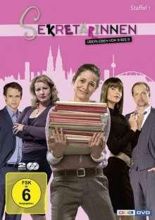 Sekretärinnen Staffel 1, 2 DVDs
