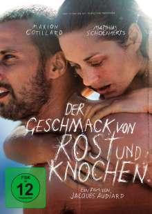 Der Geschmack von Rost und Knochen, DVD