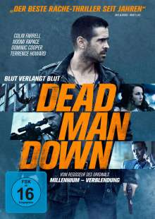 Dead Man Down, DVD