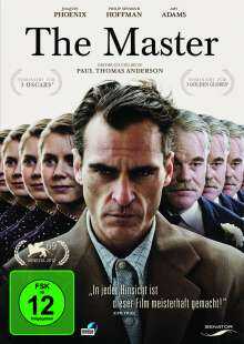 The Master, DVD