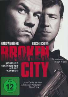 Broken City, DVD