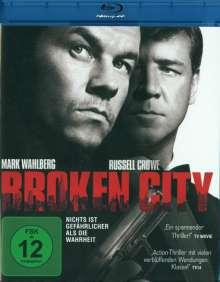 Broken City (Blu-ray), Blu-ray Disc