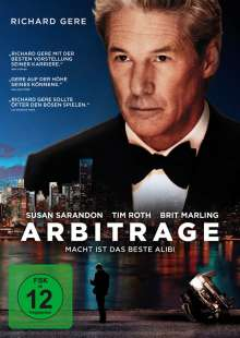 Arbitrage, DVD