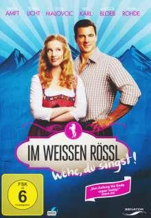 Im Weissen Rössl (2013), DVD
