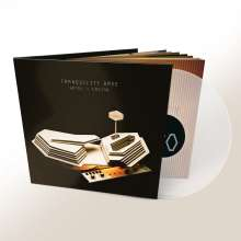 Arctic Monkeys: Tranquility Base Hotel & Casino (180g) (Limited-Edition) (Clear Vinyl), LP