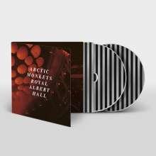 Arctic Monkeys: Live At The Royal Albert Hall, 2 CDs