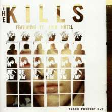 """The Kills: Black Rooster EP, Single 10"""""""