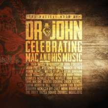 The Musical Mojo Of Dr. John: Celebrating Mac And His Music, 2 CDs und 1 DVD
