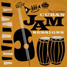 The Complete Cuban Jam Sessions, 5 CDs