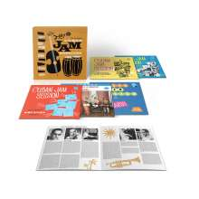 The Complete Cuban Jam Sessions (Box Set) (Reissue) (180g), 5 LPs