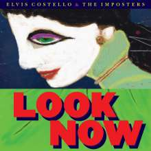 Elvis Costello: Look Now, CD
