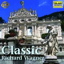 Richard Wagner (1813-1883): Classic Richard Wagner, 3 CDs