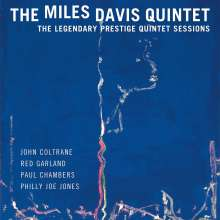 Miles Davis (1926-1991): The Legendary Prestige Quintet Sessions (180g) (Limited Edition), 6 LPs