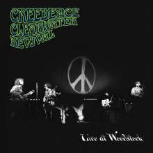 Creedence Clearwater Revival: Live At Woodstock 17.8.1969, CD