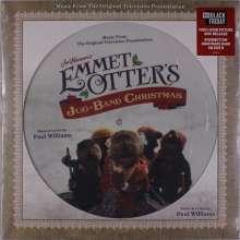 Paul Williams: Filmmusik: Jim Henson's Emmet Otter's Jug-Band Christmas (Limited Edition) (Picture Disc), LP