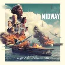Filmmusik: Midway - Für die Freiheit, CD