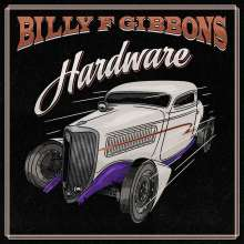 Billy F Gibbons (ZZ Top): Hardware, LP