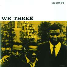 Roy Haynes (geb. 1925): We Three, CD