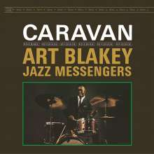 Art Blakey (1919-1990): Caravan (Keepnews Collection), CD