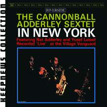 Cannonball Adderley (1928-1975): In New York - Keepnews Collection, CD