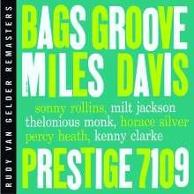 Miles Davis (1926-1991): Bag's Groove (Rudy Van Gelder Remasters), CD