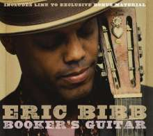 Eric Bibb: Booker's Guitar, CD