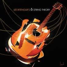 Lee Ritenour (geb. 1952): 6 String Theory, CD