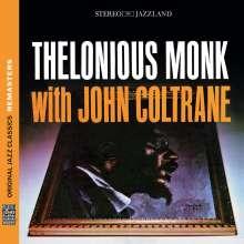 Thelonious Monk (1917-1982): With John Coltrane, CD