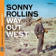 Sonny Rollins (geb. 1930): Way Out West, CD
