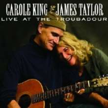 James Taylor & Carole King: Live At The Troubadour (CD + DVD) (Special Edition), 1 CD und 1 DVD