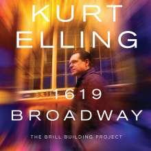 Kurt Elling (geb. 1967): 1619 Broadway: The Brill Building Project, CD